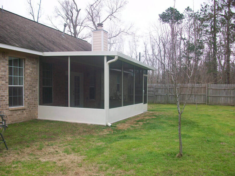 Slidell Patio Covers Inc Screened Rooms